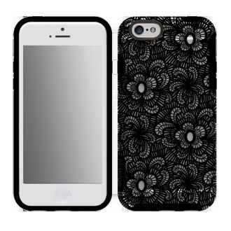 iPhone 6 M-Edge Glimpse Case - Black Lace