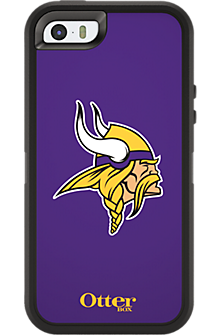 NFL Defender by OtterBox for Apple iPhone 5/5s - Minnesota Vikings