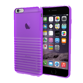 iPhone 6 Plus Incipio Rival Case - Purple