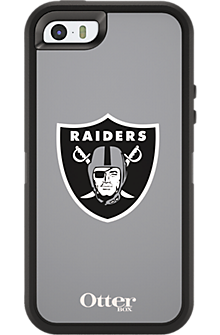 NFL Defender by OtterBox for Apple iPhone 5/5s - Oakland Raiders