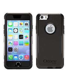 iPhone 6 OtterBox Commuter Case - Black