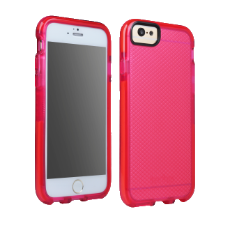 iPhone 6 Tech 21 Impact Check Case - Pink