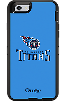 NFL Defender by OtterBox for iPhone 6 - Tennessee Titans