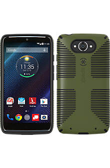 Speck CandyShell Grip for DROID Turbo - Green