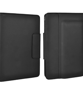 M-Edge Stealth Powerbank Folio Charging Case - Black