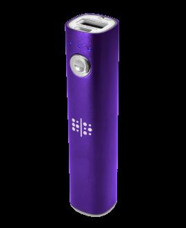 Random Order 2800 mAh Portable Power Bank - Purple