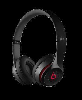 Beats Solo 2 Headphones - Black