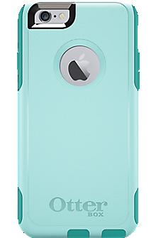 OtterBox Commuter Series for iPhone 6/6s - Aqua Sky