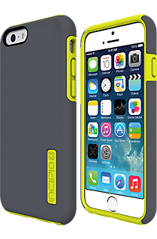 DualPro for iPhone 6/6s - Gray-Yellow