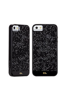 Brilliance Case for Apple iPhone5/5s - Black