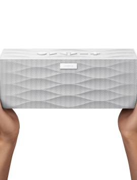 BIG JAMBOX® - Portable Bluetooth Speaker White Wave