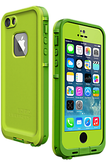 FRĒ Case for iPhone 5/5s - Lime Green