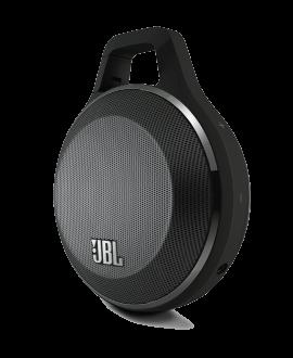 JBL Clip Wireless Portable Speaker - Black