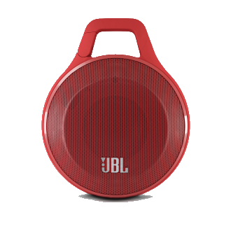 JBL Clip Wireless Portable Speaker - Red