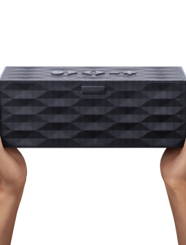 BIG JAMBOX® - Portable Bluetooth Speaker Charcoal Grey