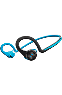 Plantronics BackBeat Fit Bluetooth Stereo Headset- Blue