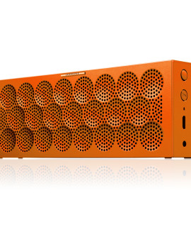 Jawbone® MINI JAMBOX™ Bluetooth Speaker | Orange Dot | Small and Portable Speaker