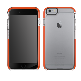 iPhone 6 Plus Tech21 Impact Frame - Clear