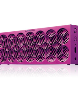 Jawbone® MINI JAMBOX™ Bluetooth Speaker | Purple Snowflake | Small and Portable Speaker