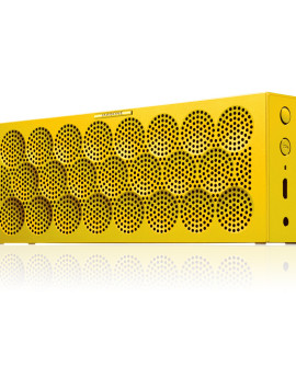 Jawbone® MINI JAMBOX™ Bluetooth Speaker | Yellow Dot | Small and Portable Speaker