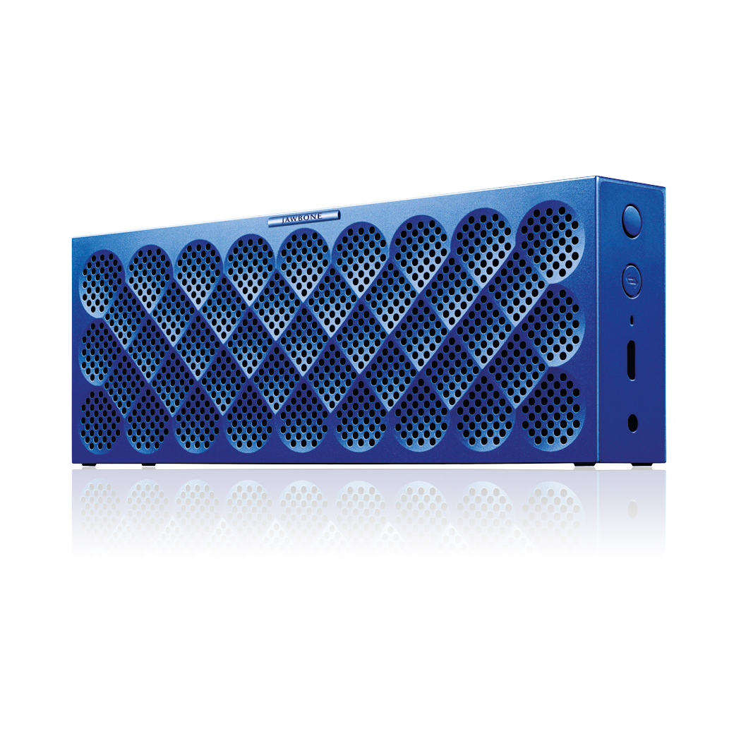 Jawbone® MINI JAMBOX™ Bluetooth Speaker | Blue Diamond | Small and Portable Speaker