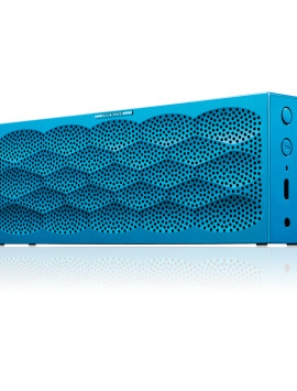 Jawbone® MINI JAMBOX™ Bluetooth Speaker | Aqua Scales | Small and Portable Speaker