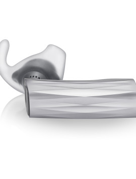 ERA™ by Jawbone® - Bluetooth Headset - Silver Cross