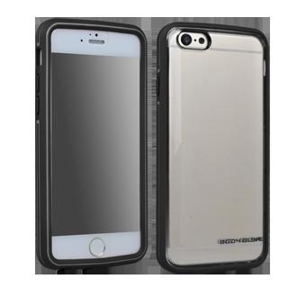 iPhone 6 Body Glove MYSUIT Case - Black & Clear