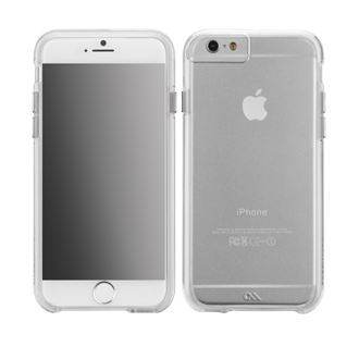 iPhone 6 Plus Case Mate Naked Tough Case - Clear