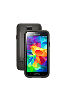 OtterBox Commuter Series for Galaxy S 5 - Black