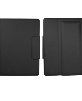 M-Edge 10-inch Stealth Powerbank Folio Charging Case - Black