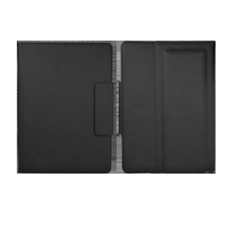 M-Edge 10-inch Stealth Powerbank Folio Charging Case - Black