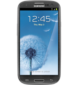 Galaxy S III - Gray - 16GB - Certified Pre-Owned
