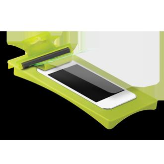 Samsung Galaxy Note 4 PureTek Roll-on Glass Screen Protector