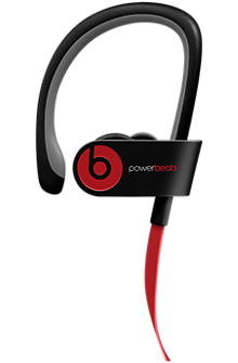 Powerbeats2 Wireless In-Ear Headphone - Black