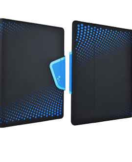 M-Edge Sneak Universal 10-inch Folio - Black & Blue