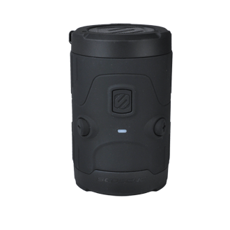 SCOSCHE boomBOTTLE H20 - Black