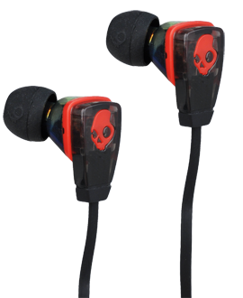 Skullcandy Merge Headset - Spaced out Red