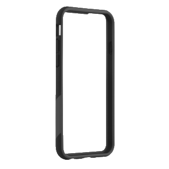 iPhone 6 TAVIK Outer Edge Bumper Case - Black & Charcoal
