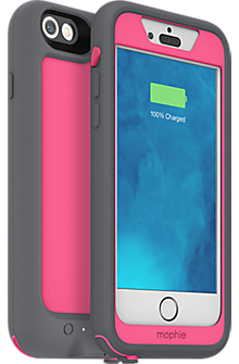 juice pack H2PRO for iPhone 6/6s - Pink