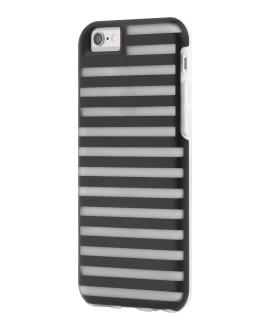 iPhone 6 TAVIK Hollow Case - Black & Clear