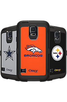 NFL Defender by OtterBox for Samsung Galaxy S5 - Denver Broncos