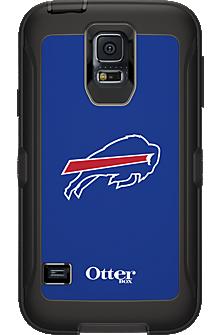 NFL Defender by OtterBox for Samsung Galaxy S5 - Buffalo Bills