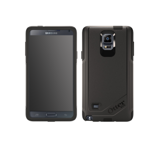 Samsung Galaxy Note 4 OtterBox Commuter Case - Black