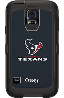 NFL Defender by OtterBox for Samsung Galaxy S5 - Houston Texans