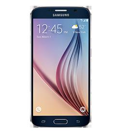 Galaxy S 6 - Black Sapphire - 32GB