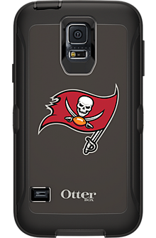 NFL Defender by OtterBox for Samsung Galaxy S5 - Tampa Bay Buccaneers
