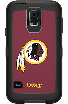 NFL Defender by OtterBox for Samsung Galaxy S5 - Washington Redskins