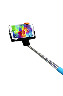 iPlanet Bluetooth Selfie Stick - Blue