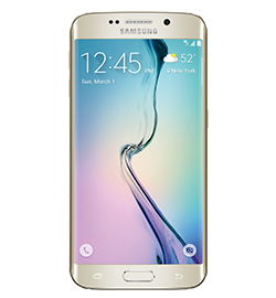 Galaxy S 6 edge - Gold Platinum - 64GB